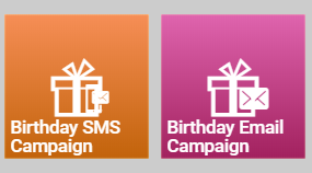 Birthday Campaign Tiles