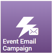 Event Email Campaign tile
