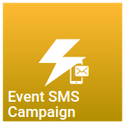 Event SMS campaign