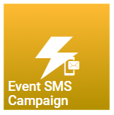 Event SMS Campaign tile