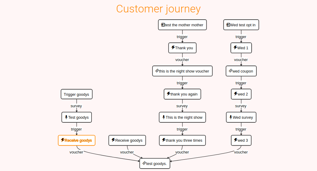 Customer Complex Journey